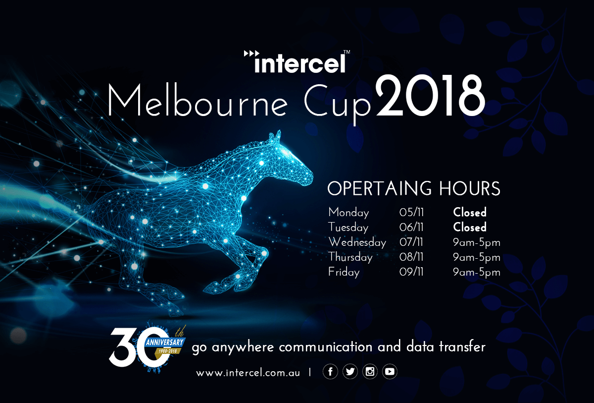 2018 Melbourne Cup Long Weekend