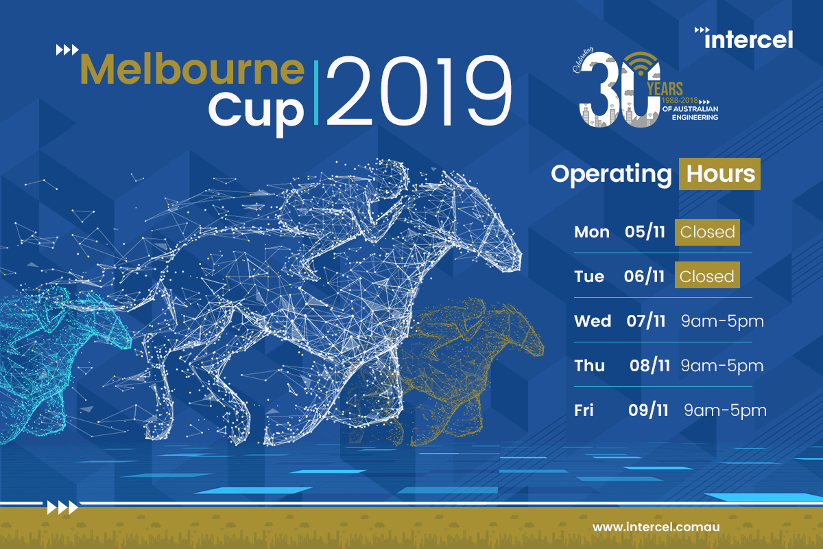 2019 Melbourne Cup Long Weekend